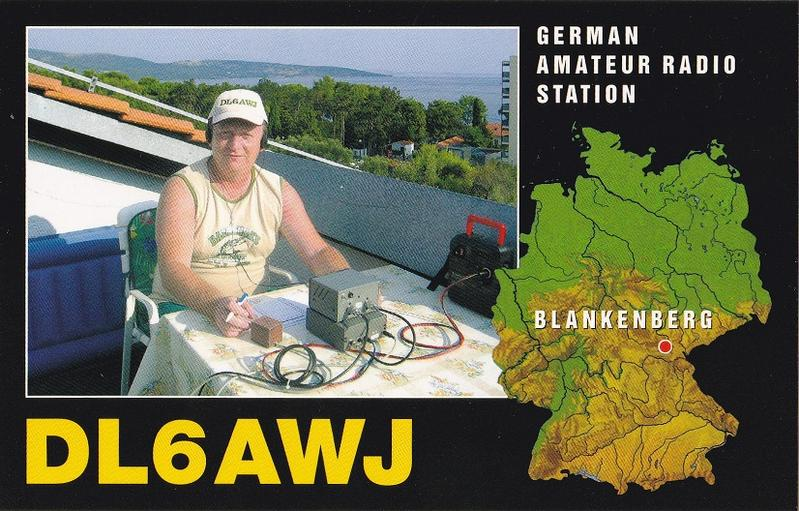 QSL image for DL6AWJ