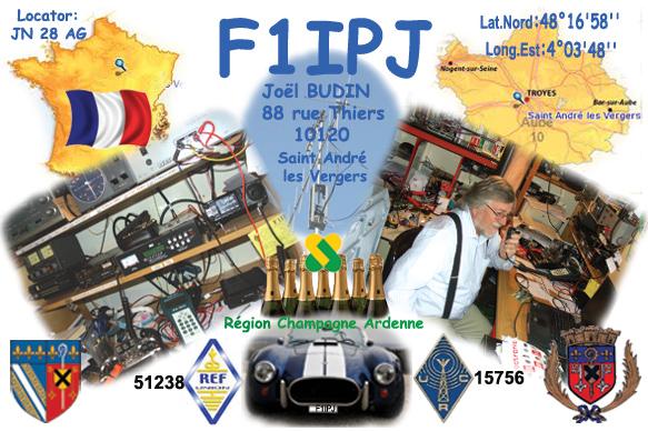 QSL image for F1IPJ