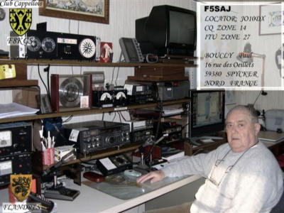QSL image for F5SAJ