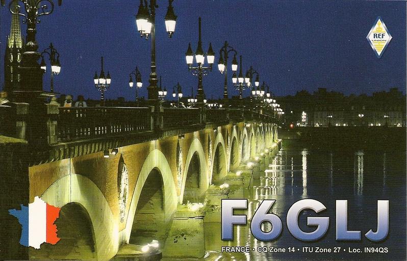 QSL image for F6GLJ