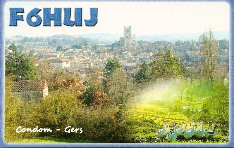 QSL image for F6HUJ