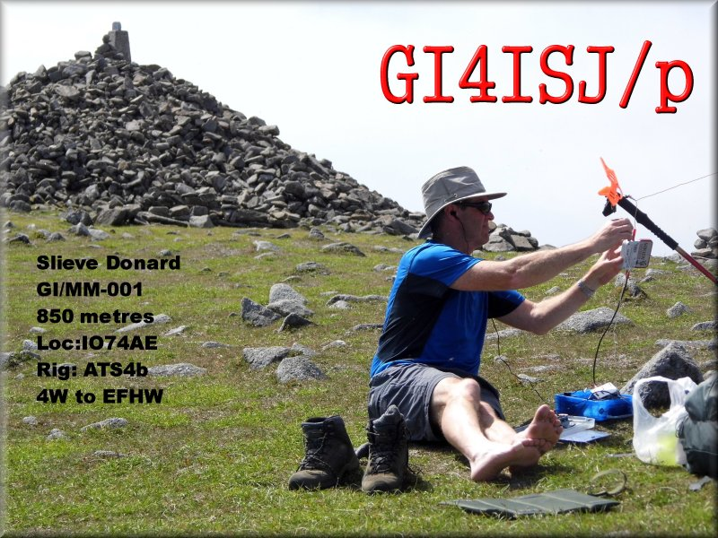QSL image for GI4ISJ