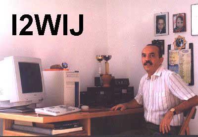 QSL image for I2WIJ
