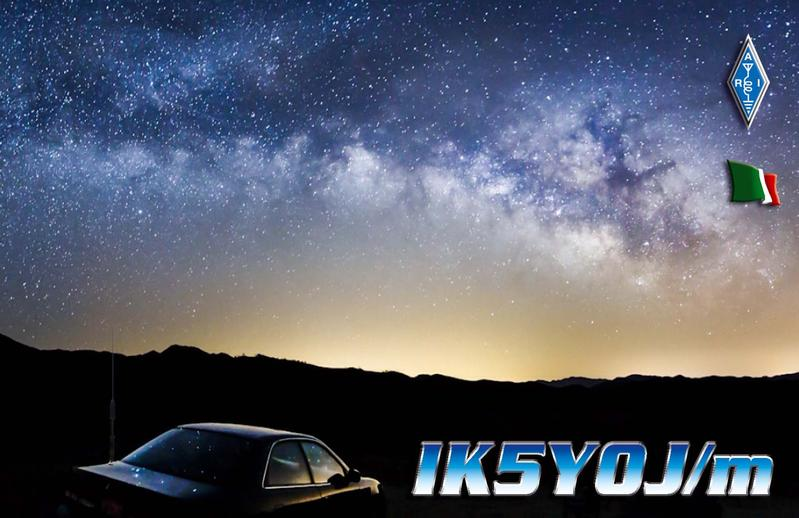 QSL image for IK5YOJ