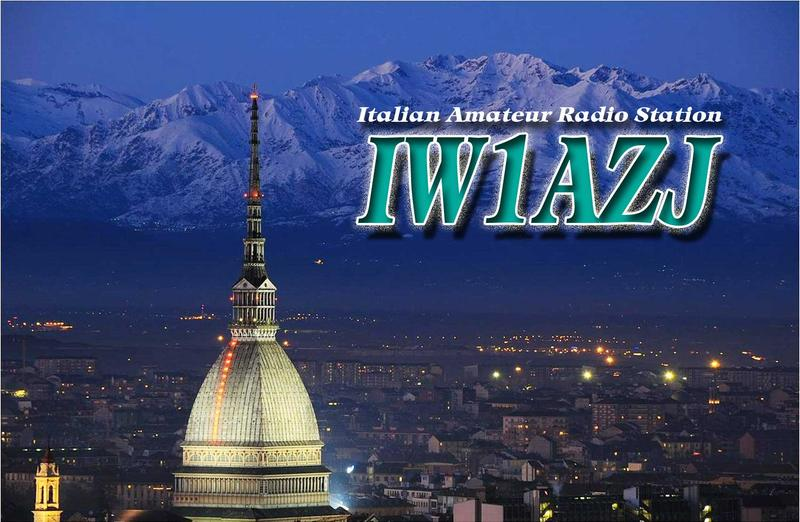 QSL image for IW1AZJ