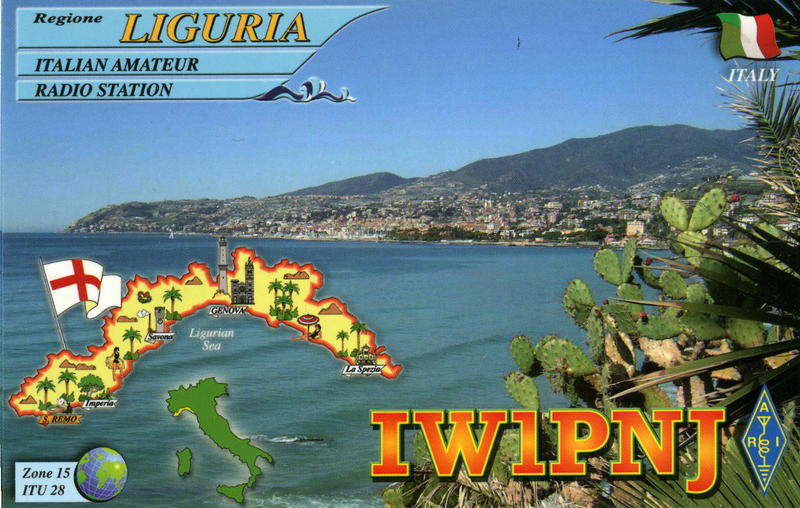 QSL image for IW1PNJ