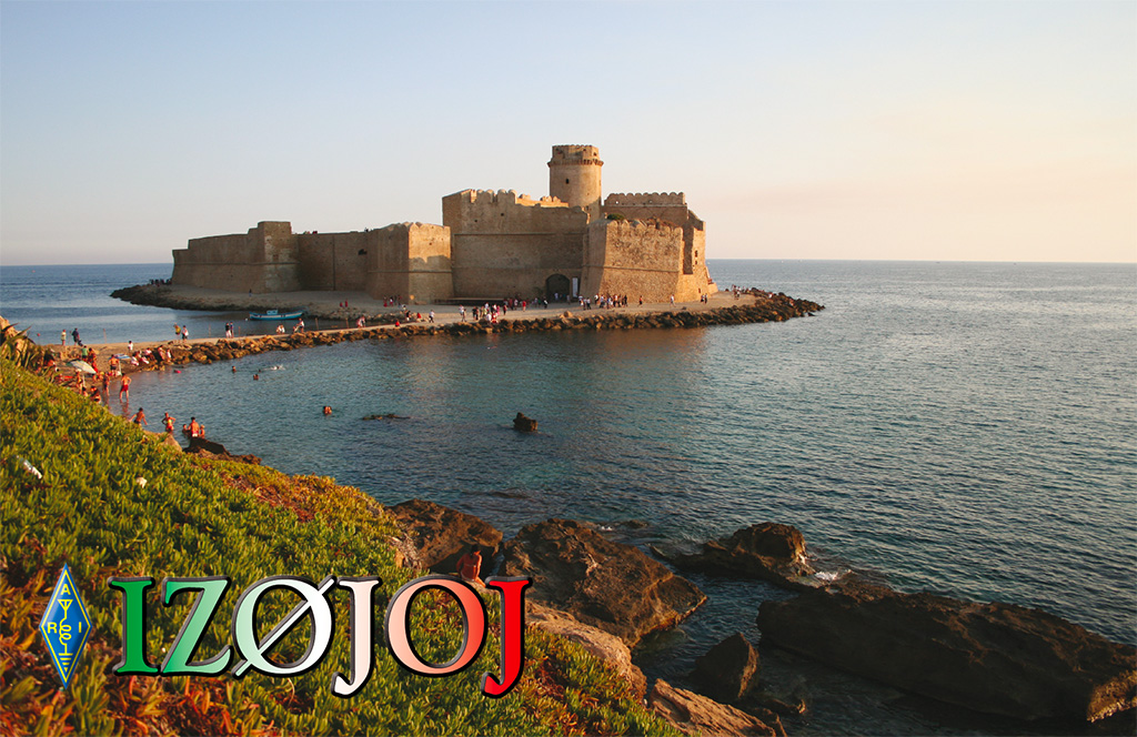 QSL image for IZ0JOJ