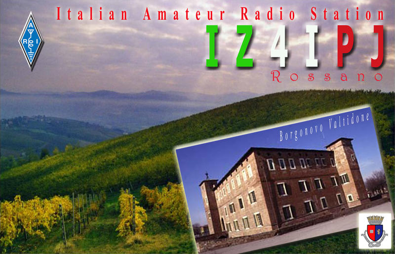 QSL image for IZ4IPJ