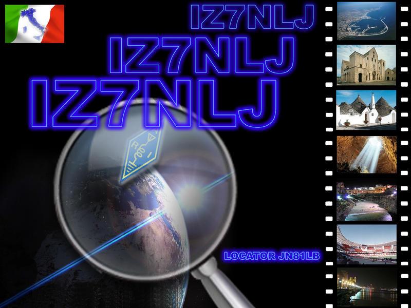 QSL image for IZ7NLJ