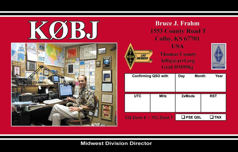 QSL image for K0BJ
