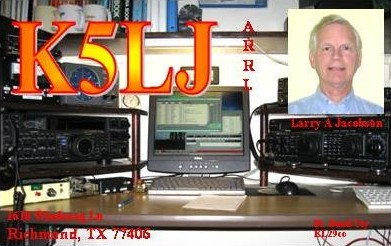 QSL image for K5LJ