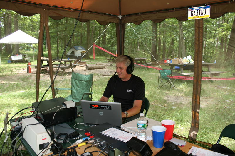 Ka3irj callsign lookup by qrz com for Parvin state park cabin pictures