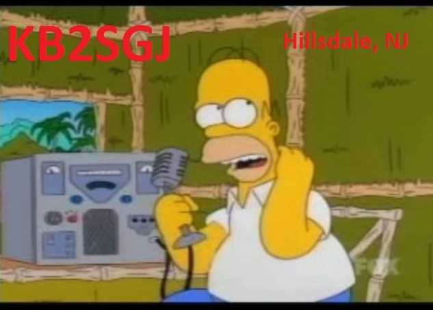 QSL image for KB2SGJ