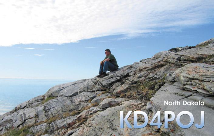 QSL image for KD4POJ