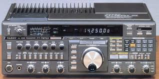      Yaesu FT 76 GX  