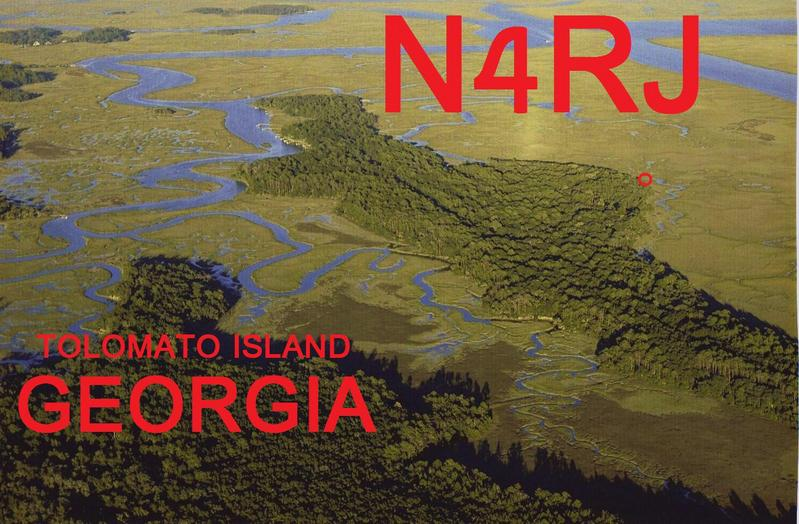 QSL image for N4RJ