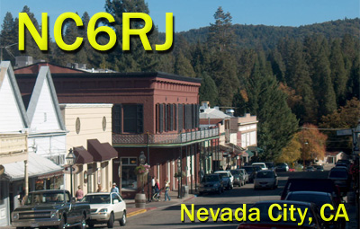 QSL image for NC6RJ