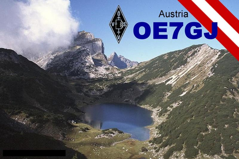 QSL image for OE7GJ
