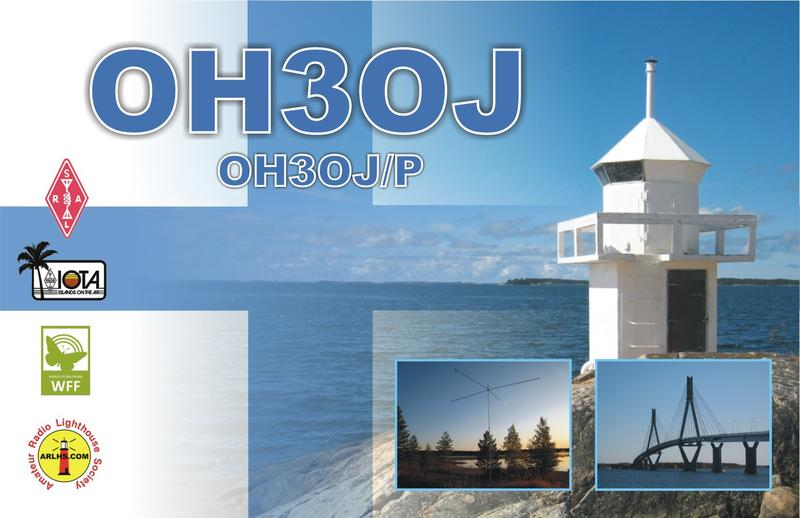 QSL image for OH3OJ