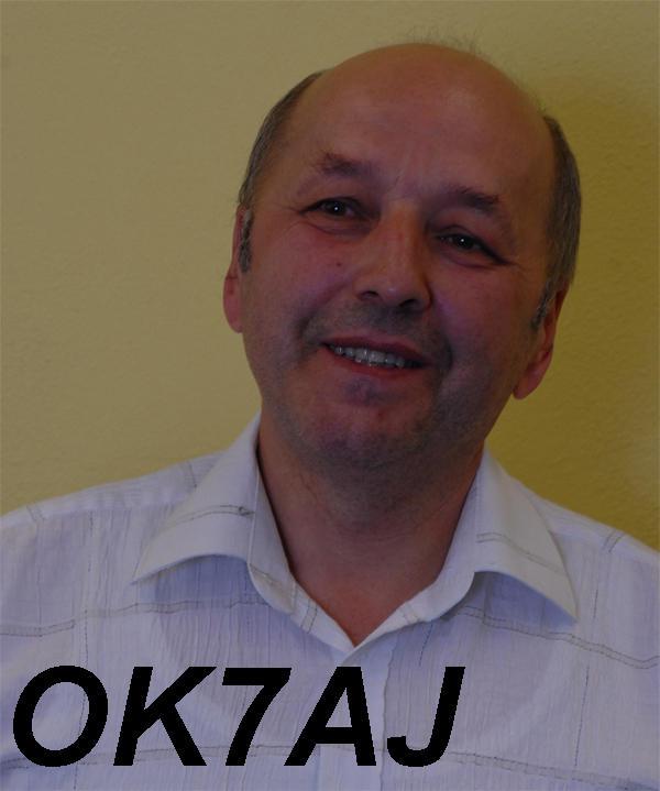 OK7AJ - Callsign Lookup by QRZ.COM