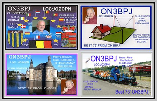 QSL image for ON3BPJ