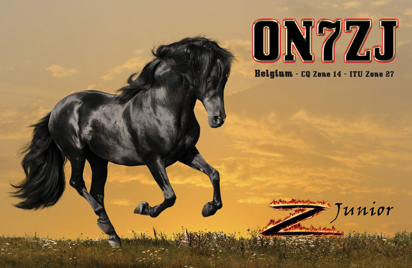 QSL image for ON7ZJ