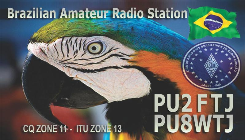 QSL image for PU2FTJ