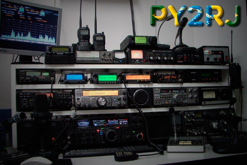 QSL image for PY2RJ