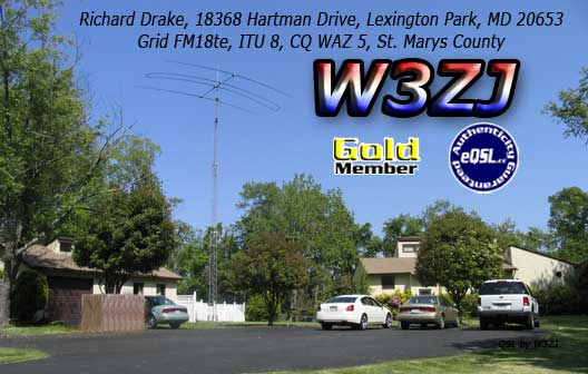 QSL image for W3ZJ