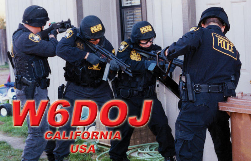 QSL image for W6DOJ