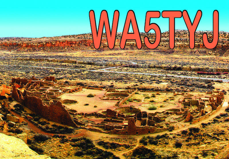 QSL image for WA5TYJ