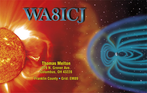 QSL image for WA8ICJ