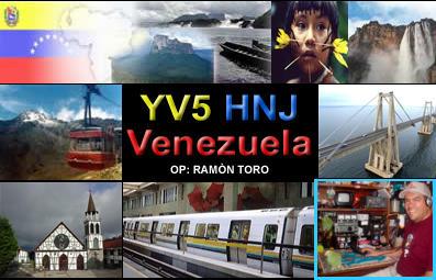 QSL image for YV5HNJ