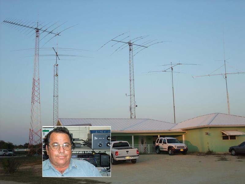 QSL image for ZF1EJ