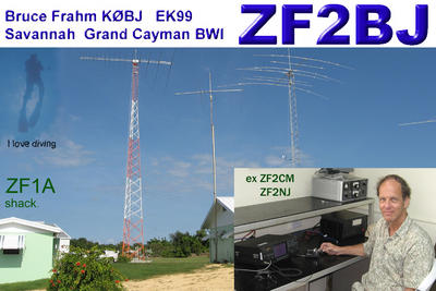 QSL image for ZF2BJ