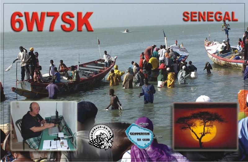 QSL image for 6W7SK