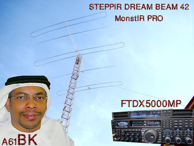 QSL image for A61BK