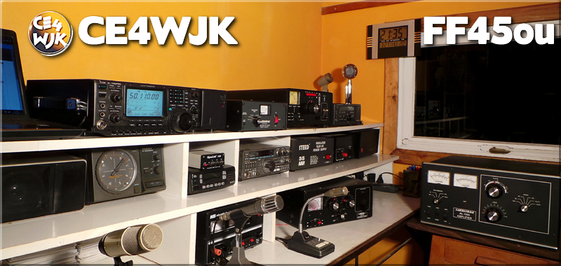 QSL image for CE4WJK