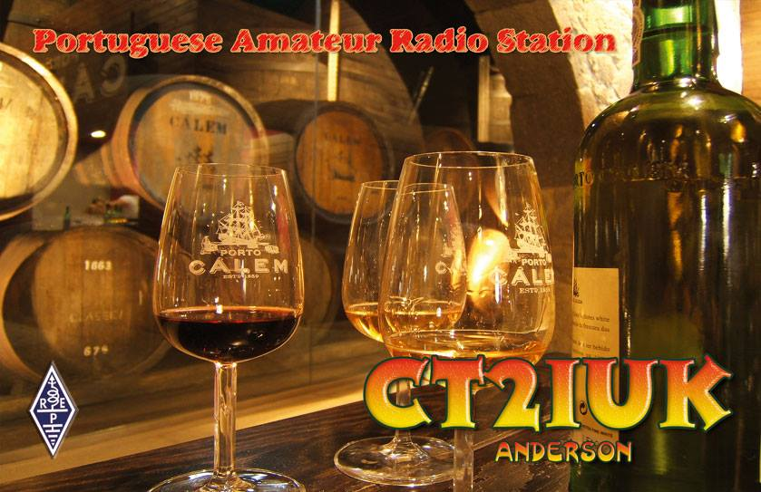 QSL image for CT2IUK