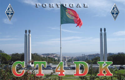 QSL image for CT4DK