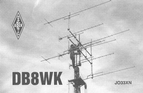 QSL image for DB8WK