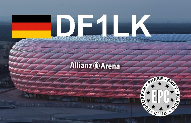QSL image for DF1LK