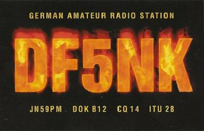 QSL image for DF5NK