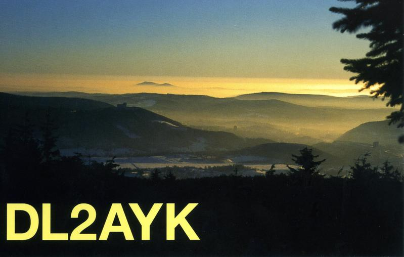 QSL image for DL2AYK