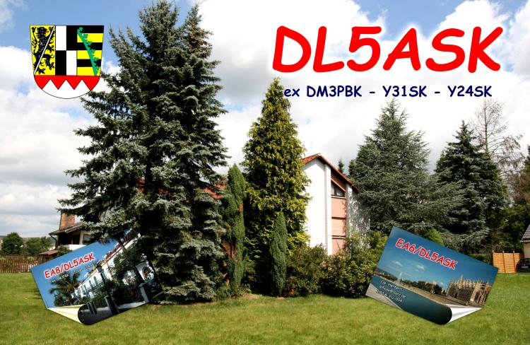 QSL image for DL5ASK