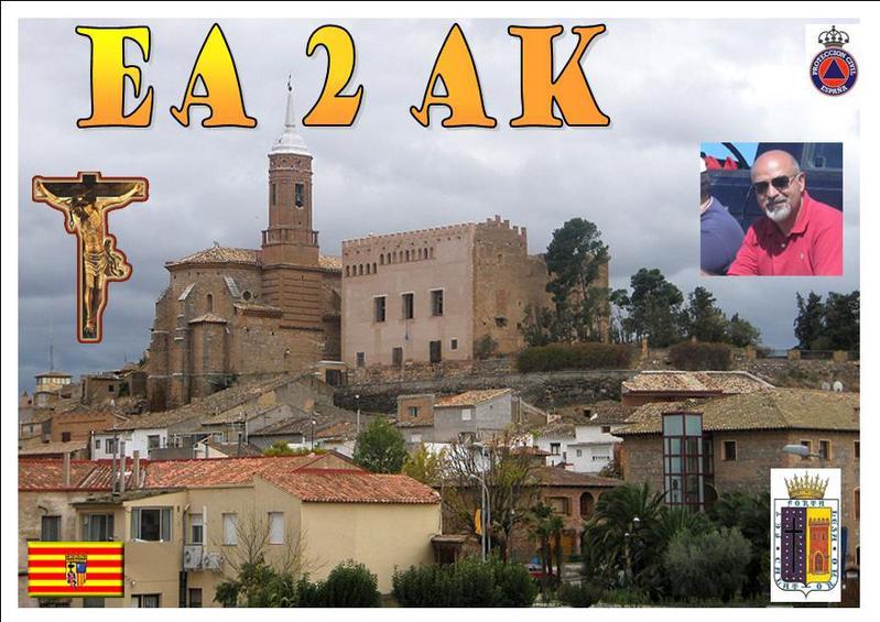 QSL image for EA2AK
