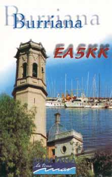 QSL image for EA5KK
