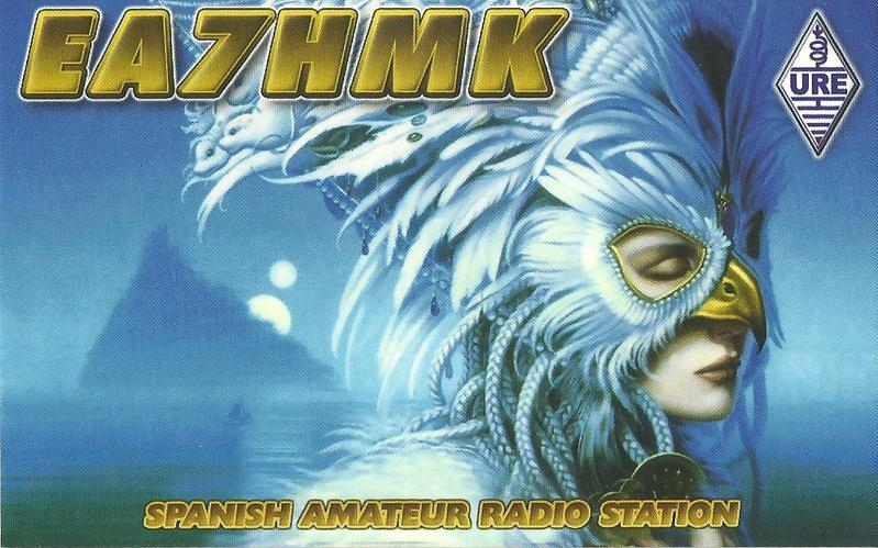 QSL image for EA7HMK