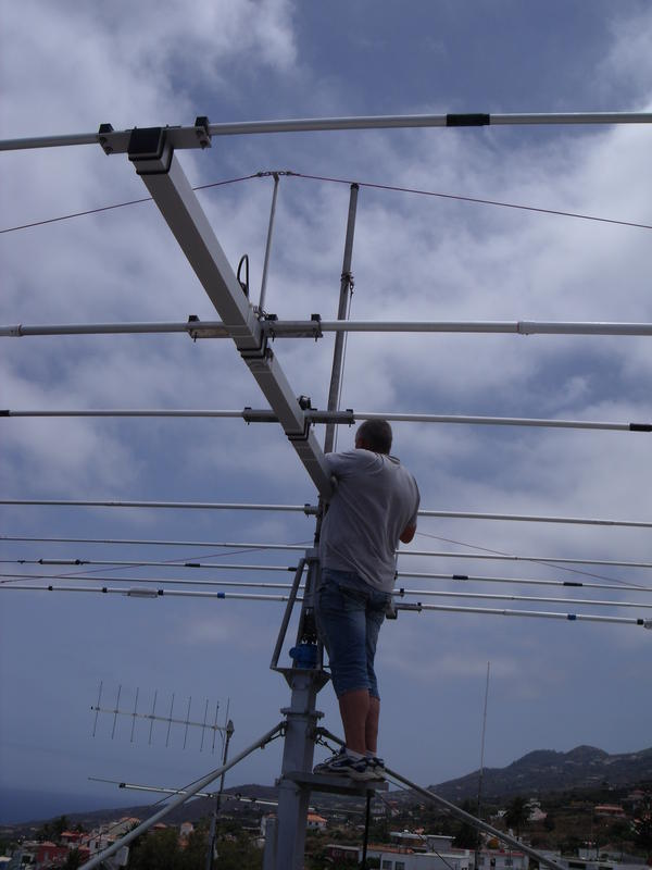 EA8JK(Canary Islands) on 20m RTTY!!! | JJ5IZX !!