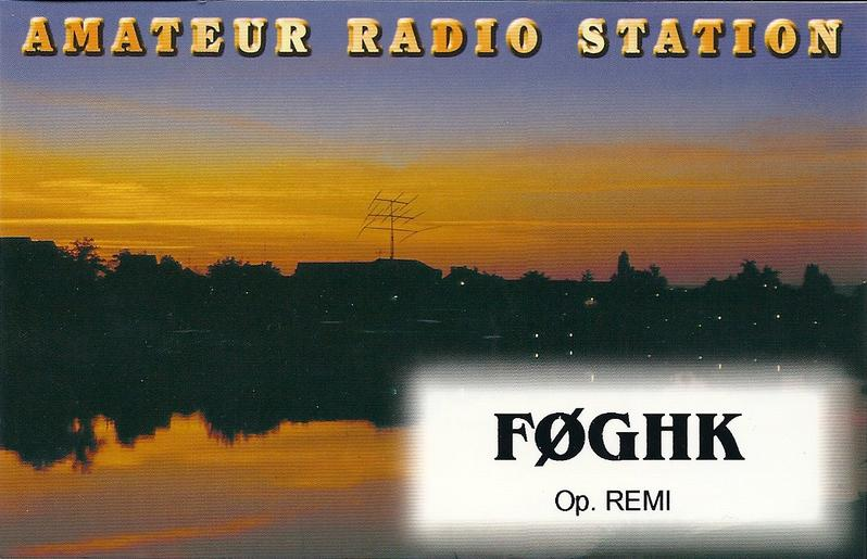 QSL image for F0GHK